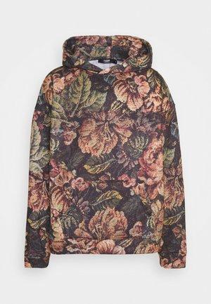 VINTAGE PRINTED HOODIE - Felpa - floral