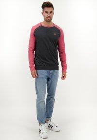 alife & kickin - SAMMYAK - Long sleeved top - cranberry - 1