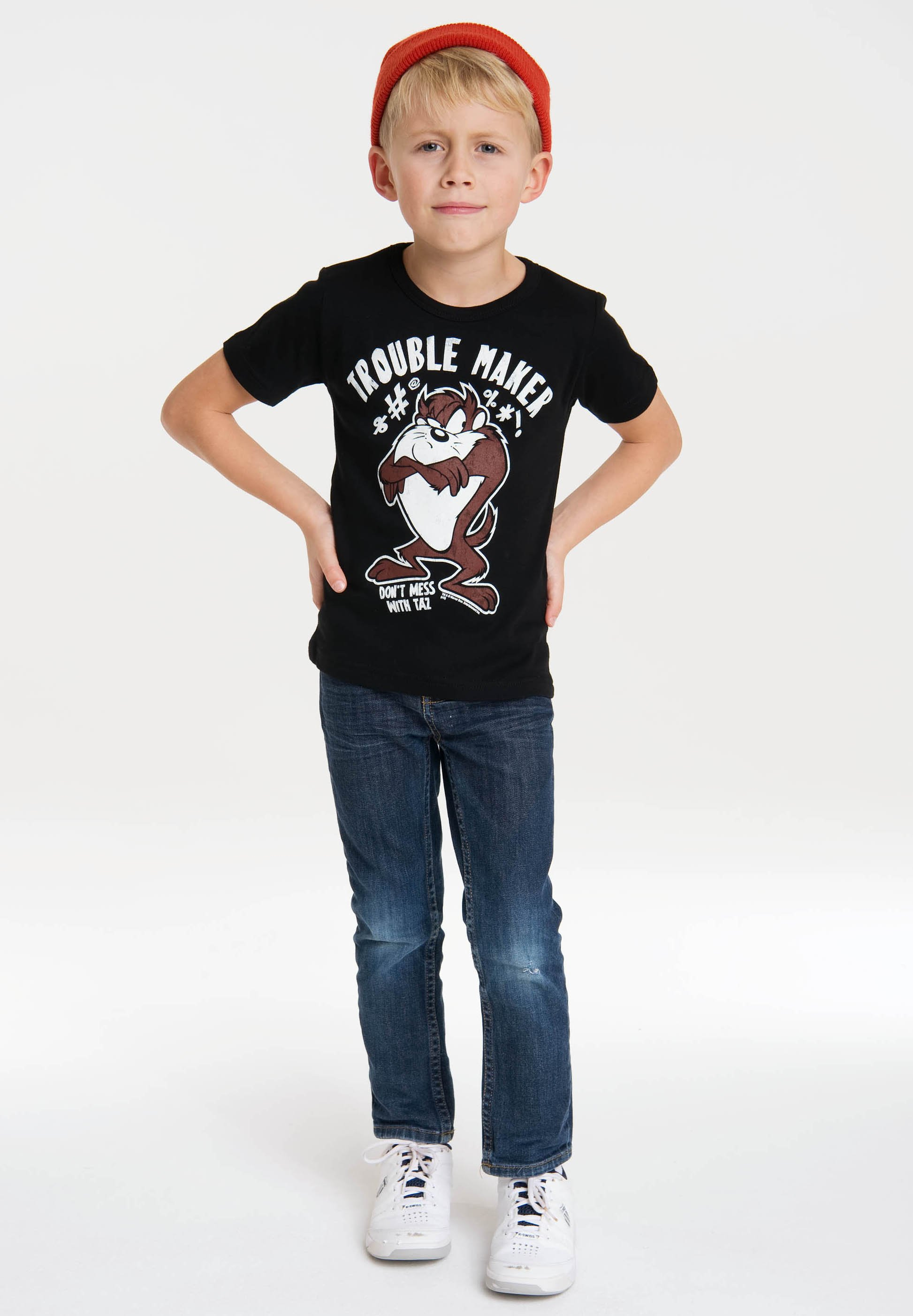 Kinder LOONEY TUNES - TROUBLE MAKER - T-Shirt print