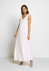 Vila - VIRANNSIL  - Maxi dress - cloud dancer - 1