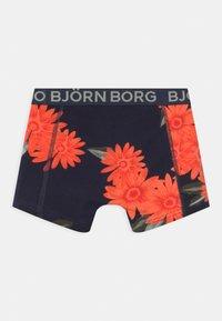 Björn Borg - OVERIZIED FLOWER SAMMY 2 PACK - Pants - night sky - 2
