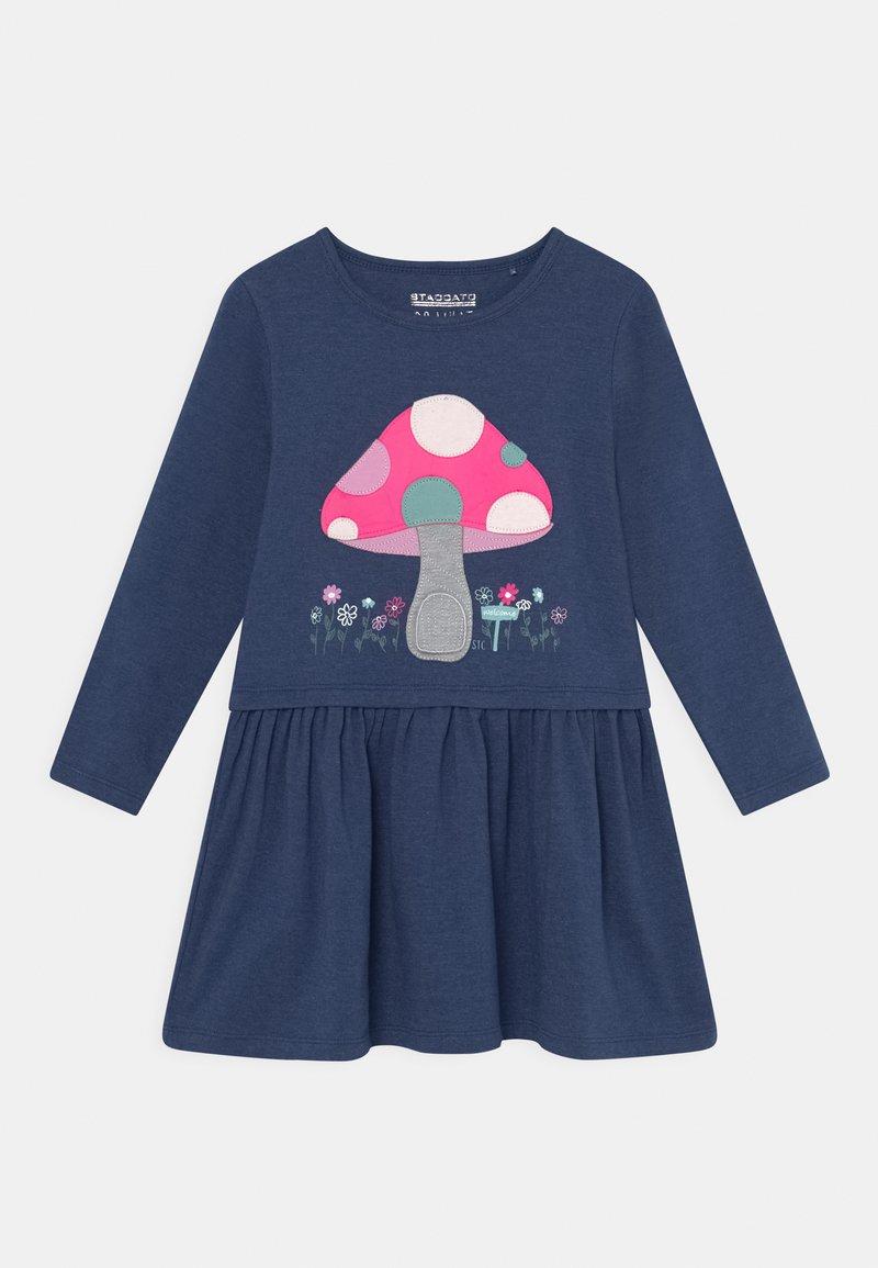 Staccato - Jersey dress - indigo melange
