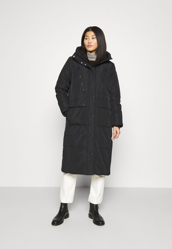 PADDED LONG COAT