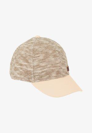 BASEBALL-CAP - Cap - sandbraun