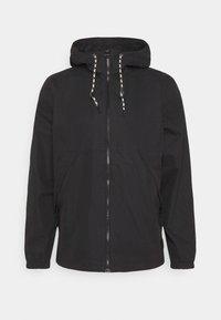 HOOD - Outdoor jacket - black