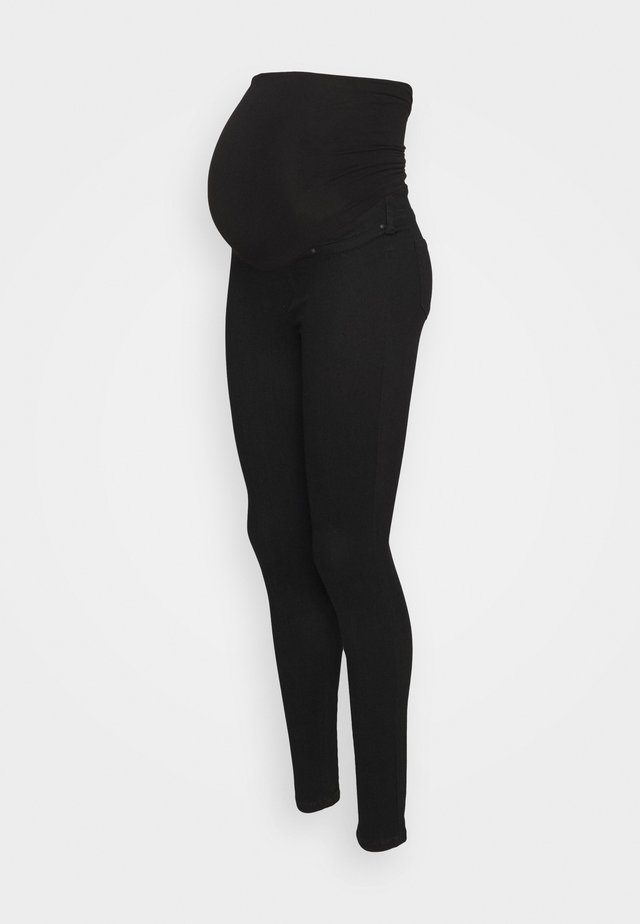 TRISTAN POST MATERNITY  - Skinny-Farkut - black