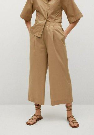 Trousers - zand