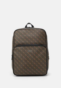 Guess - VEZZOLA BACKPACK UNISEX - Batoh - brown - 0
