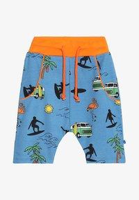 Småfolk - WITH SURFER - Pantalon de survêtement - sky blue - 3