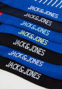 Jack & Jones - JACPATTER VS STRIP SOCKS 7 PACK - Chaussettes - surf the web/black/navy blazer - 2