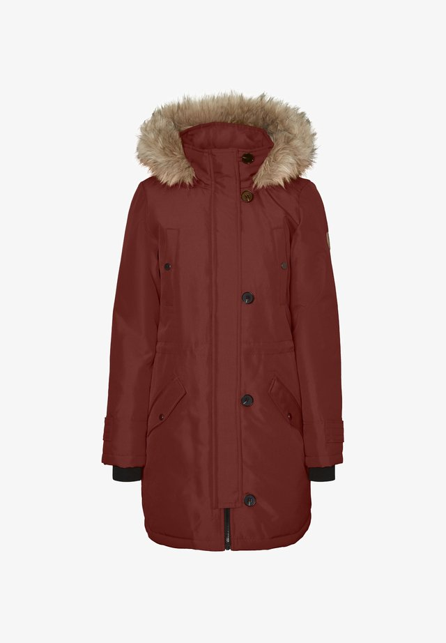 EXCURSION EXPEDITION  - Parka - fired brick