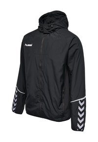 Hummel - CHARGE - Sports jacket - black - 2