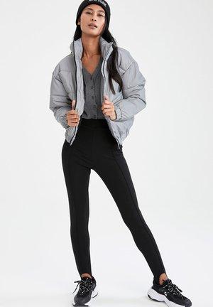 DEFACTO  - Down jacket - grey