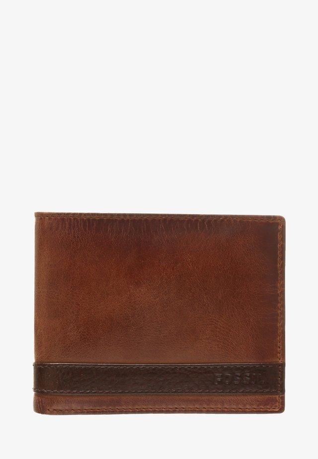 QUINN  - Geldbörse - brown