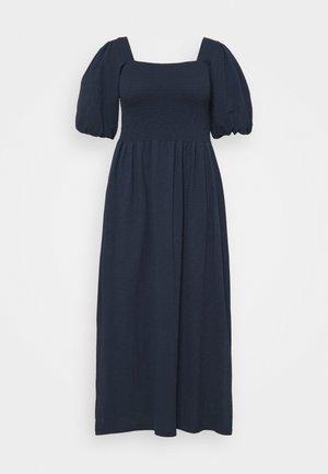 VMALINA ANKLE SMOCK DRESS  - Maxikleid - navy blazer