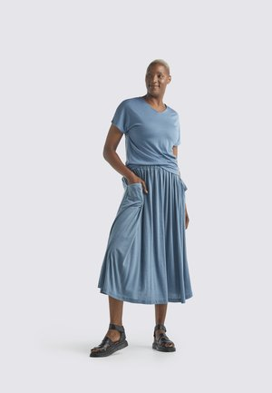 T-shirt basique - granite blue