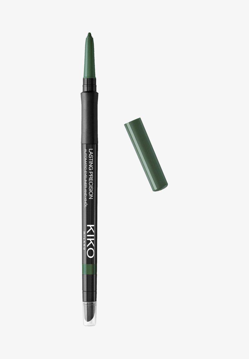 KIKO Milano - AUTOMATIC EYELINER & KHOL - Eyeliner - 11 camouflage green