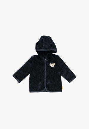 Zip-up sweatshirt - steiff navy