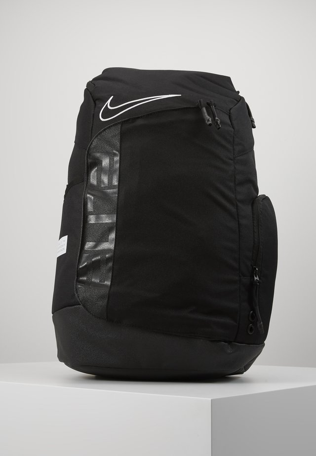 HOOPS ELITE PRO BACK PACK - Ryggsäck - black/white