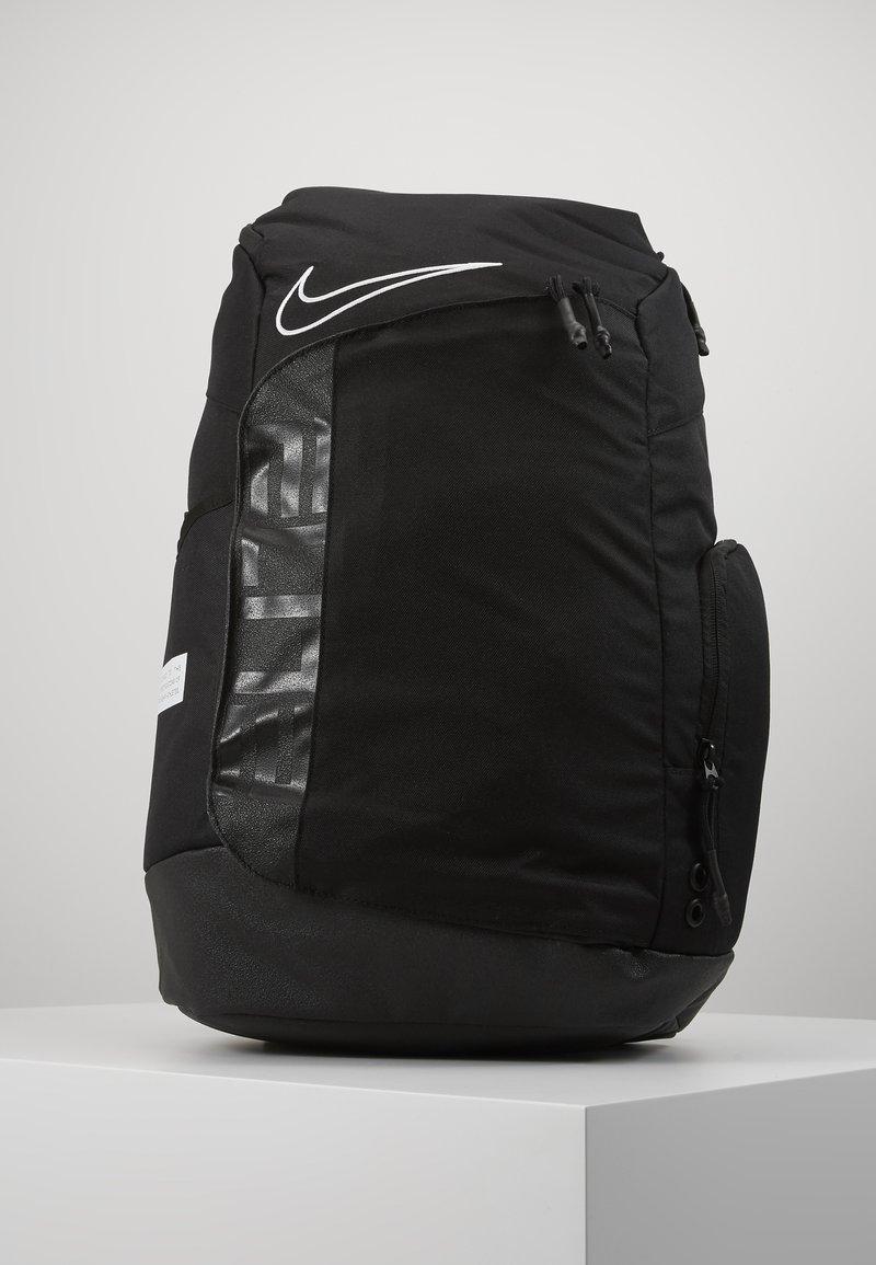 Nike Performance - HOOPS ELITE PRO BACK PACK - Rucksack - black/white