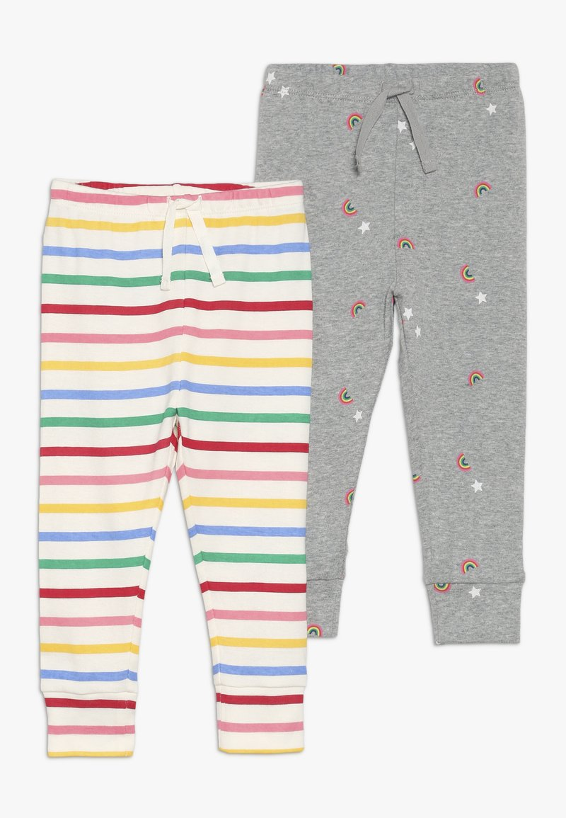 GAP - BABY 2 PACK - Pantalones - ivory frost