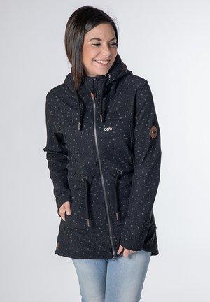 CHARLOTTE - Winter coat - black
