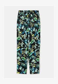 TALLY WEiJL - Trousers - green - 4