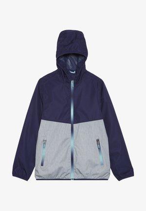 FAYLINA COLOURBLOCK - Outdoorová bunda - dunkelblau