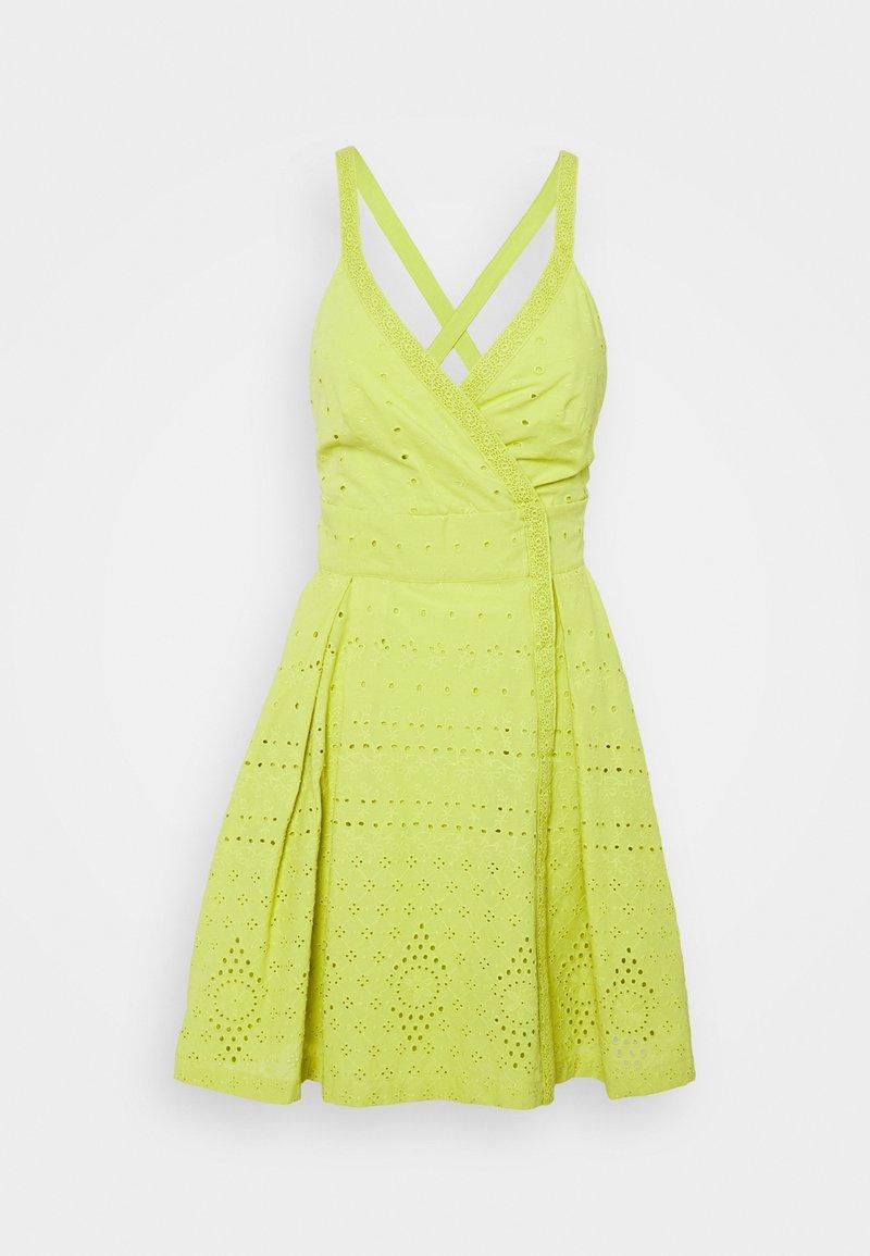Pinko - CREATIVO ABITO SANGALLO - Day dress - green