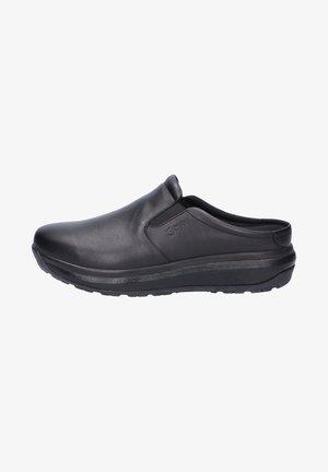 COMFORT - Clogs - schwarz