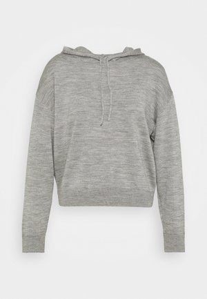 ANGIE  - Jumper - grey melange