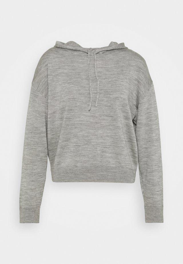 ANGIE  - Trui - grey melange