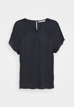 RINDA - Basic T-shirt - marine blue