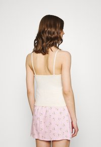 Nly by Nelly - CARDIGAN SET - Top - creme - 4