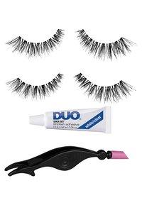 Ardell - ARDELL DELUXE PACK 120 EU FORMULA - False eyelashes - - - 1