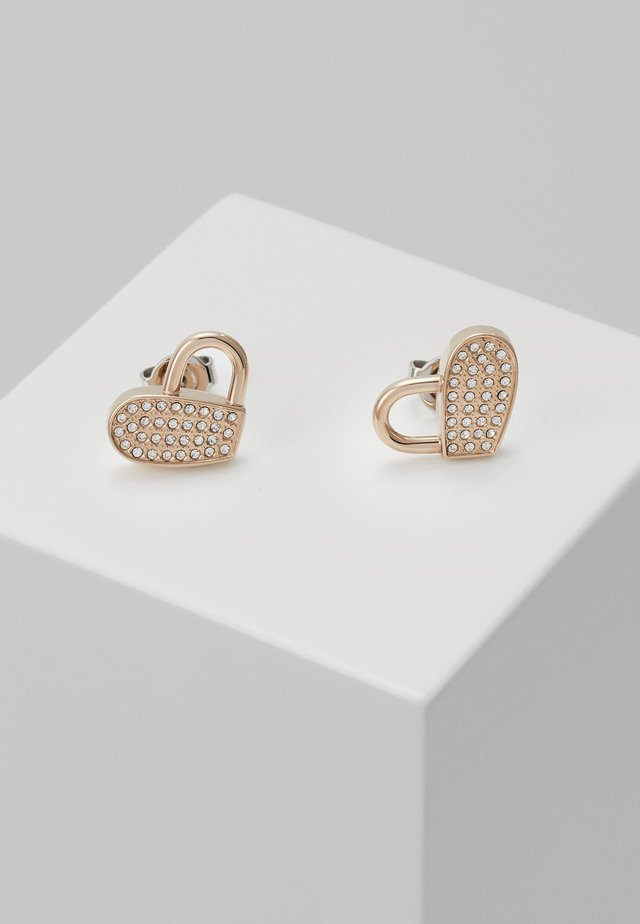 SOULMATE - Pendientes - rose gold-coloured