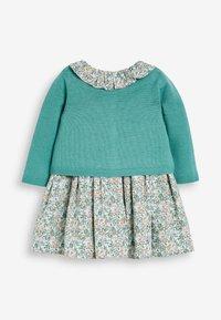 Next - Korte jurk - green - 1