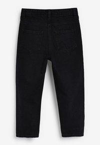 Next - BARREL  - Straight leg jeans - black - 1