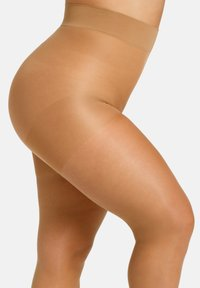 camano - FEINSTRUMPFHOSE WOMEN CURVY DEN 20 MATT - Tights - skin - 2