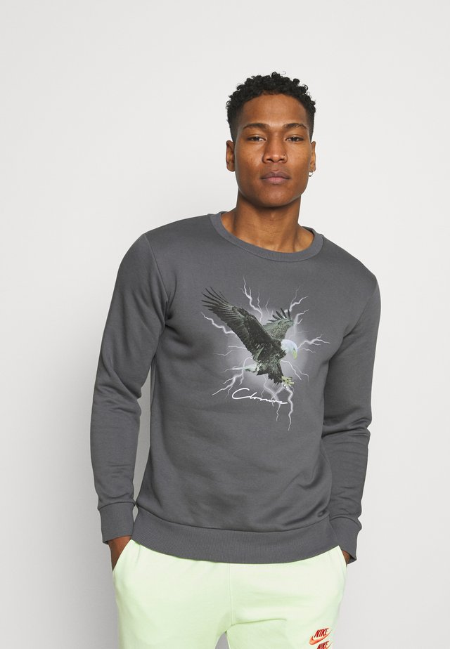 EAGLE CREW - Sweater - anthrazit