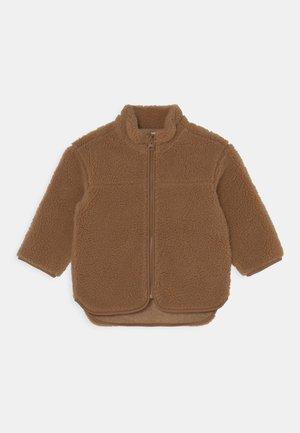 UNISEX - Fleece jacket - warm beige