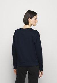 HUGO - NAKIRA - Sweatshirt - open blue - 3