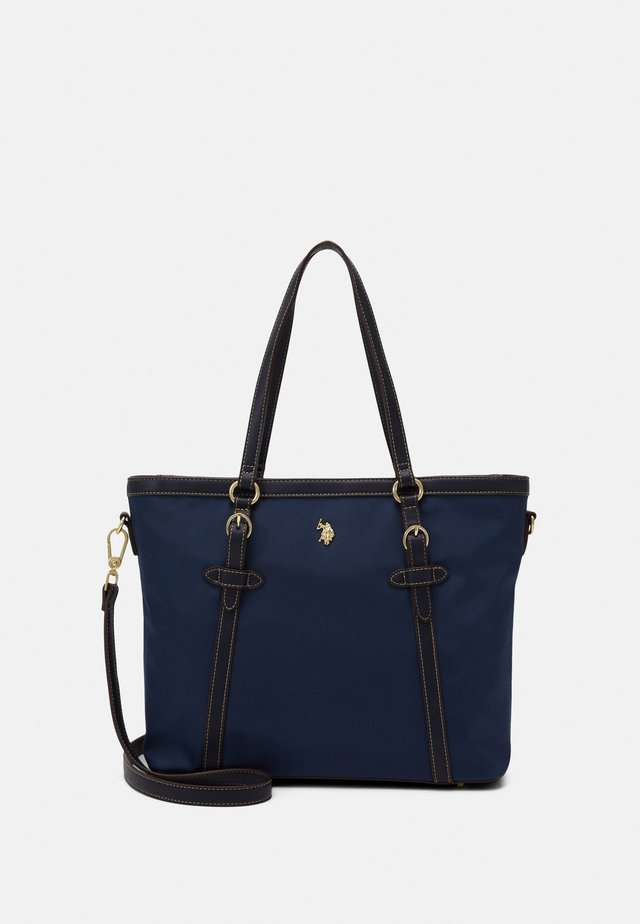 HOUSTON BAG - Handbag - navy