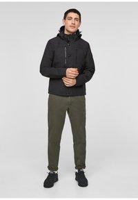 s.Oliver - Summer jacket - black - 1