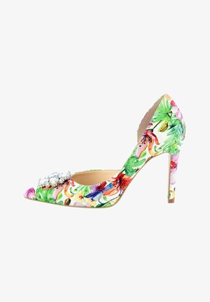 SALSOMINORE - High heels - green