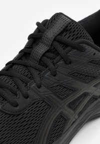 ASICS - GEL CONTEND 6 - Neutral running shoes - black - 5