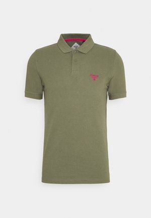Polo shirt - light moss