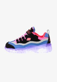 Skechers - ICE D'LITES - Trainers - black/purple/pink/silver - 0