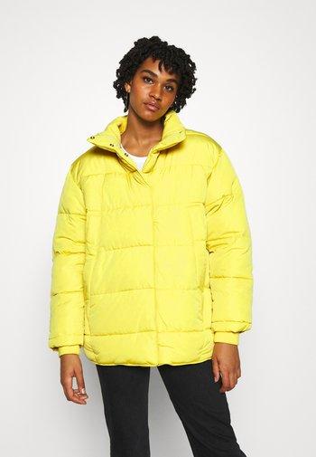 EDIT PADDED JACKET - Winter jacket - dry meadow