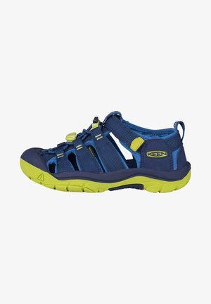 NEWPORT - Walking sandals - dark blue